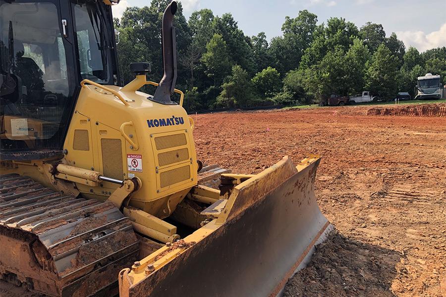 GRC Gun Range Construction and Site work